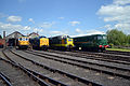 33108, D9009, 55019 &18000 - Didcot Railway Centre (8864277460).jpg
