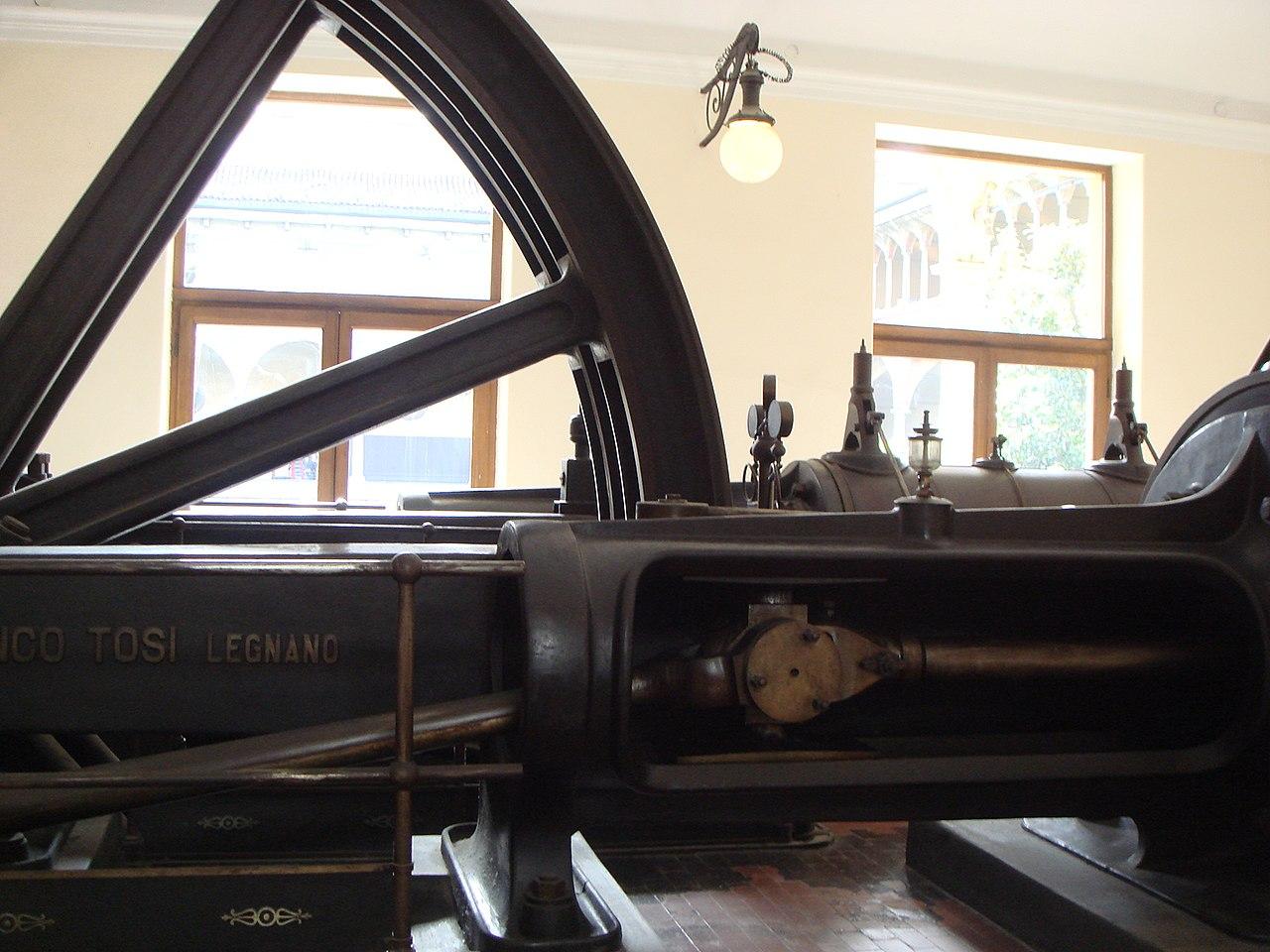 Museo Scienza E Tecnica.File 3421 Milano Museo Scienza E Tecnica Foto Giovanni Dall