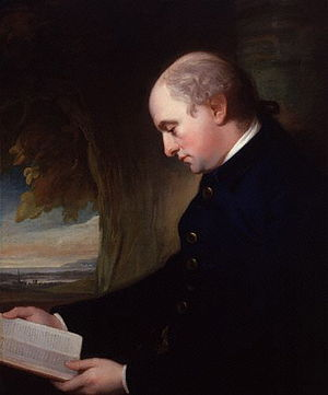 Charles Lennox, 3rd Duke of Richmond - Portrait by George Romney, circa 1777