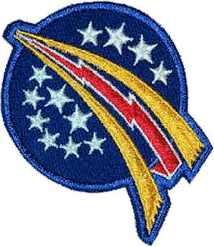 48th Fighter-Interceptor Squadron - Emblem