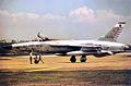 563d TFS Republic F-105D-31-RE Thunderchief 62-4386 at Yokota AB Japan 1965.jpg