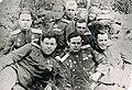 8-й гв. ск. Нач отд. кадров Капустин и др . 1945.jpg