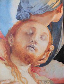 La deposizione dalla croce. Rosso Fiorentino e altri artisti. 220px-8_Cristo_morto