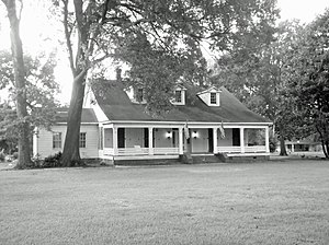 National Register of Historic Places listings in Madison Parish, Louisiana