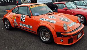 Porsche 934 - Image: 934 RSR Jägermeister