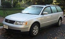 1998-2001 B5 Volkswagen Passat wagon (US)