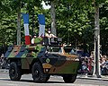 9th Light Armoured Marine Brigade Bastille Day 2013 Paris t113752.jpg