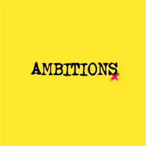 Ambitions (One Ok Rock album) - Image: AMBITIONS (Eng ver)