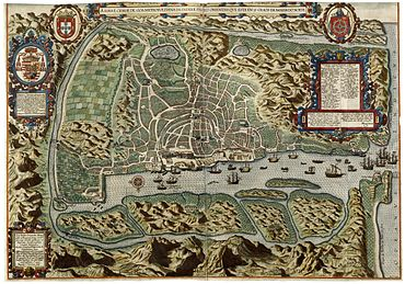 Cartography of India - Wikipedia on