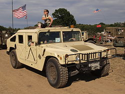 AM General (Hummer) (1987) owned by Gerald Friese.JPG
