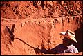 ARCHAEOLOGICAL DIG - A PROJECT OF THE MUSEUM OF NORTHERN ARIZONA. MANY WORKERS AT THE DIG ARE SKILLED LOCAL NAVAJOS - NARA - 544154.jpg