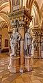 AT 7797 Heeresgeschichtliches Museum Feldherrenhalle - Statuen-0291 2 3 4.jpg