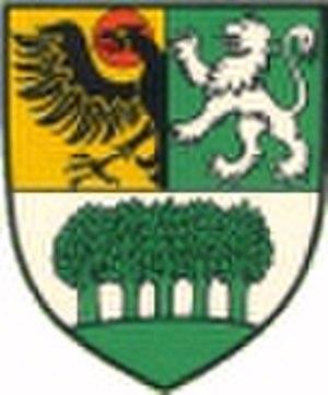 Purkersdorf - Image: AUT Purkersdorf COA