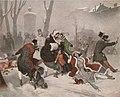 A Slippery Day, by J. Bettannier, C. Regnier, after Guerard (c. 1850).jpg