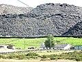 A Smallholding below the tips of Chwarel Moel Tryfan Quarry - geograph.org.uk - 235736.jpg