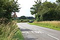 A sharp bend on Welsh Road - geograph.org.uk - 1410648.jpg
