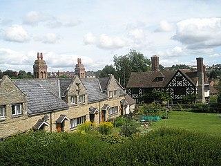 Ludford, Shropshire village in United Kingdom