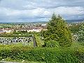 A view of the village from Bessbrook Presbyterian Church - geograph.org.uk - 1347119.jpg