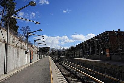 Åsjordet (T) nerede, toplu taşıma ile nasıl gidilir - Yer hakkında bilgi