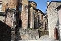 Abbaye Ste Foy à Conques (21) - L'escalier St. Jacques.jpg