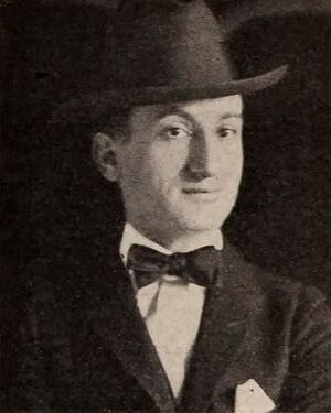 Abe Stern - From a 1920 magazine