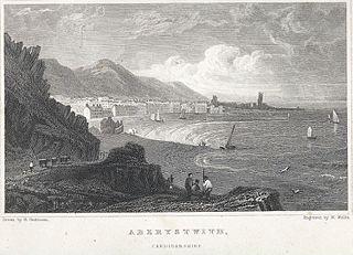 Aberystwith, Cardiganshire