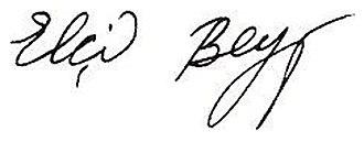 Abulfaz Elchibey - Image: Abulfaz Elchibey signature