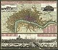 Accurater Prospect und Grundris der Königl. Gros-Britan̄isch. Haupt- und Residentz-Stadt London LOC 2011590010.jpg