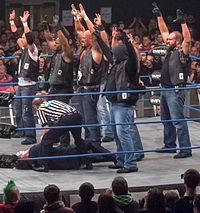 aces and eights tna debut