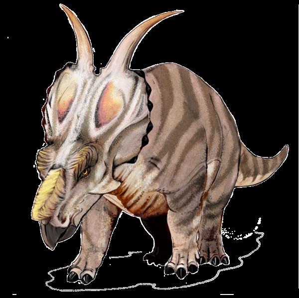 Soubor:Achelousaurus dinosaur.png