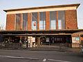 Acton Town station (exterior) - Flickr - James E. Petts.jpg