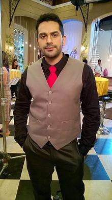 Actor Gaurav Nanda On Sets Of TV Show.jpg