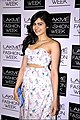 Adah Sharma grace Nishka Lulla's show at LFW 2014.jpg
