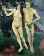 Adam and Eve, Suzanne Valadon