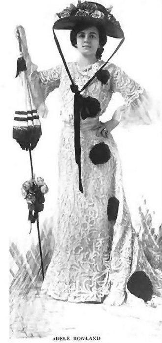 Adele Rowland - Adele Rowland circa 1904