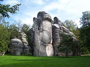 Hradec Králové Region - Adršpach-Teplice Rocks
