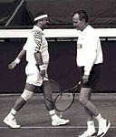 Adrian Năstase and George H. W. Bush 1995.jpg