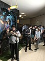 Adventurers Stand by at Hall of Blizzard Arena Taipei 20180407.jpg