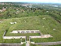 Aerial photograph of batterie de Sermenaz - Neyron - France (drone) - May 2021 (13).JPG