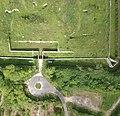 Aerial photograph of batterie de Sermenaz - Neyron - France (drone) - May 2021 (8).JPG
