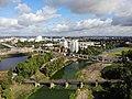 Aerial view of the Kanonenbahnbrücke in Magdeburg 03.jpg