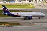 Aeroflot, VP-BTA, Airbus A320-214 (43489491944).jpg