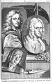 Aert Schouman P Tanje - Henrik van Limborch, Koenraet Roepel and Gerard Jan Palthe.png