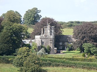 Manor of Affeton - Affeton Castle