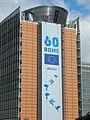 Affiche traité de Rome 60 ans sur le Berlaymont.jpg