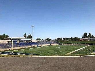 Aggie Stadium (UC Davis) - Image: Aggie Stadium (Davis, California)