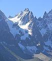 Aiguille de Blaitière from La Flégère.JPG