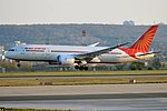 Air India, VT-ANQ, Boeing 787-8 Dreamliner (46716022195).jpg