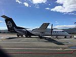 Air NZ Link Q300 ZK-NET at PPQ (31998489816).jpg