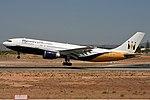 Airbus A300B4-605R, Monarch Airlines JP6653800.jpg